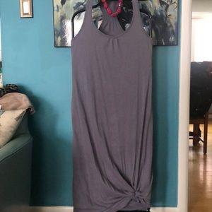 Gap Body Racerback Maxi Dress Size L
